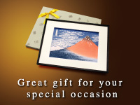 -Adachi's Ukiyo-e- Great gift for your special occasion