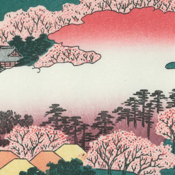 桜や紅葉の美しい景勝から、和歌の歌枕としても知られる京都・嵐山。