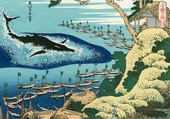 Whaling off the Coast of the Goto Islands