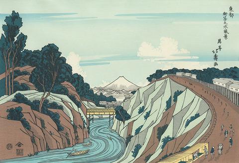 東都御茶之水風景