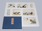 A set of Momochi dori (Myriad Birds)