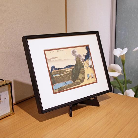 北斎 西洋画風浮世絵 傑作3図セット